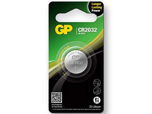 Batteria al litio CR2032 GP / 01er blister