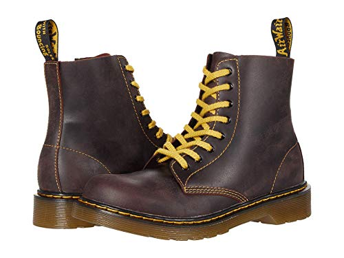 Dr. Martens Kid's Collection 1460 Pascal (Big Kid) Oxblood Pablo 5 UK (US 6 Big Kid) M