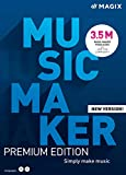 Music Maker 2021 Premium Edition - More sounds. More possibilities. Simply create music. [PC Download]
