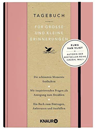 Elma van Vliet Tagebuch für große und kleine Erinnerungen