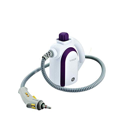 QuXiaoMo Dampfreiniger - multifunktionales Hochdruck-Dampfreinigungsauto/Innen, einfach zu bedienen/tragbarer Sterilisator, mehrere Zubehörteile, 220 V, 1200 W, B