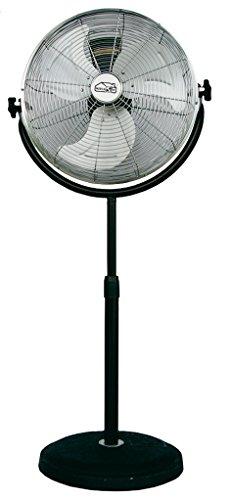Mercatools - Circulador de aire-columna 40cm 130w