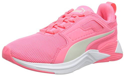 PUMA Damen Disperse Xt WN's Gymnastikschuh, Luminous Peach Vaporous Gray, 41 EU