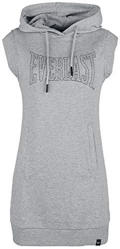 Everlast Sport - Camiseta de tirantes para mujer, Mujer, Vestido, 787911-50, gris, small