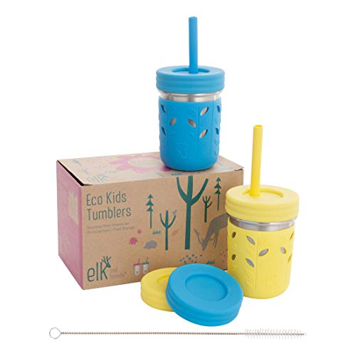 Spill proof Smoothie cups for Kids