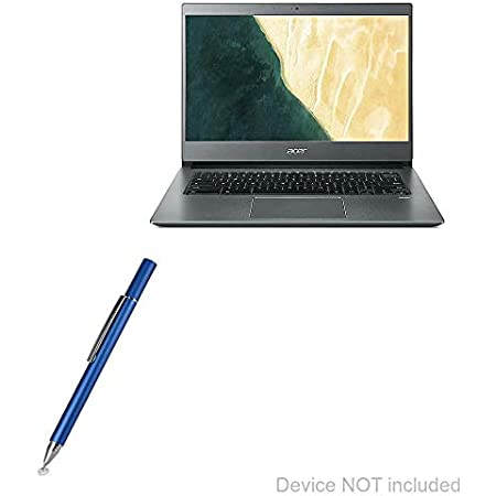 Broonel Red Fine Point Digital Active Stylus Pen Compatible with The Acer Chromebook/314 14