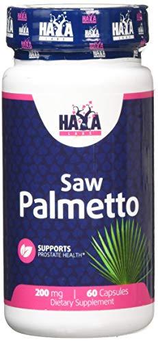 Haya Labs Palma Enana Americana, 200 Mg - 60 Caps 80 g