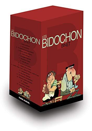 Les Bidochon - Coffret 9 volumes - Petit format