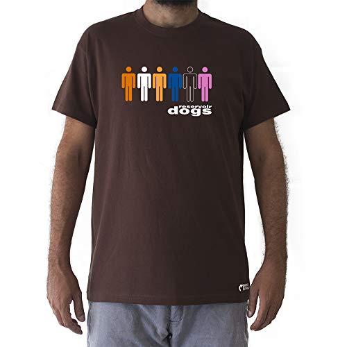 GAMBA TARONJA Reservoir Dogs - Camiseta - Quentin Tarantino - peliculas