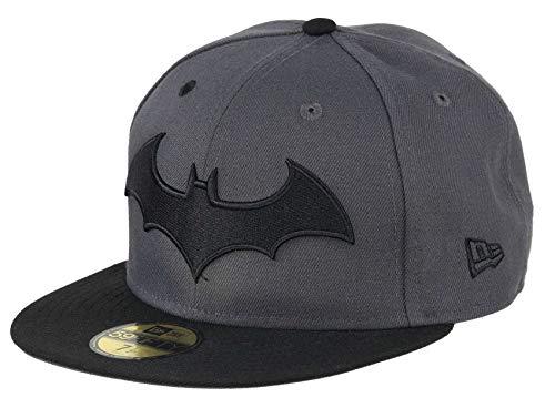 New Era Batman Dark Graphite Marvel DC Cap 59fifty 5950 Fitted Basecap Kappe Men Special Limited Edition