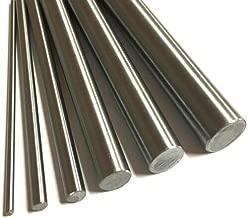 25/mm de diam/ètre x 100/mm de long/ /431/en acier inoxydable Barre ronde//tige