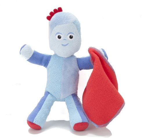 In the Night Garden Peluche Talking Iggle Piggle, 23 cm