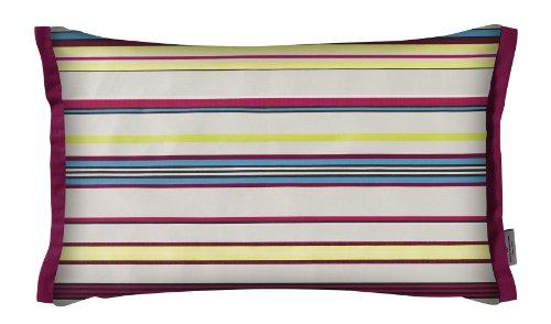TOM TAILOR 575079 Kissenbezug ohne Füllung T-New Stripes 30 x 50 cm, Multicolor