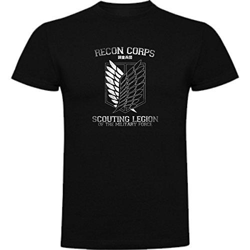 Camiseta de NIÑOS Titan Ataque a los...