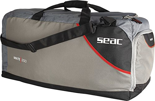 SEAC Mate 200 HD Borsa, Multicolore, 110 L