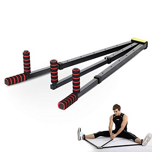 Lions Leg Stretcher - Heavy Duty 3 Bar Leg Split Stretching Machine,...