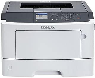 Lexmark 35S0260 MS410 MS415DN Laser Printer, Monochrome, 1200x1200 Dpi Plain Paper Print, Desktop