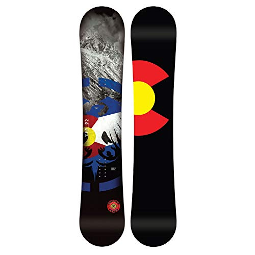 Never Summer Heritage Snowboard (155)
