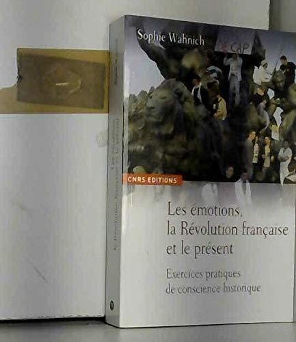 Les Emotions, la Révolution française et le présent. Exercices pratiques de conscience historique PDF Books