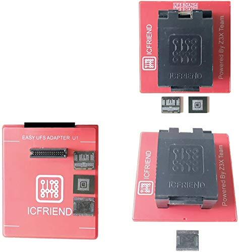 fonefunshop ICFriend 3-in-1 UFS Chipleser für Z3X Easy JTAG Plus Box