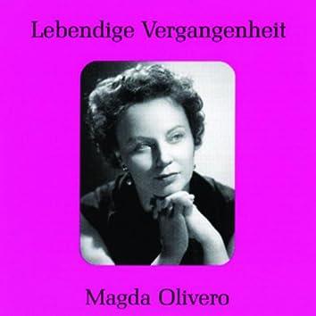 Lebendige Vergangenheit - Magda Olivero