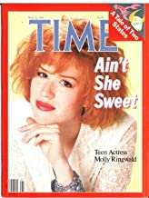 Time Magazine May 26 1986 Ain't She Sweet Teen Actress Molly Ringwald