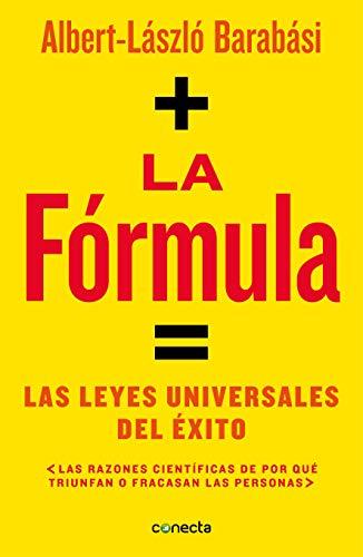 La fórmula: Las leyes universales del éxito eBook: Barabási ...