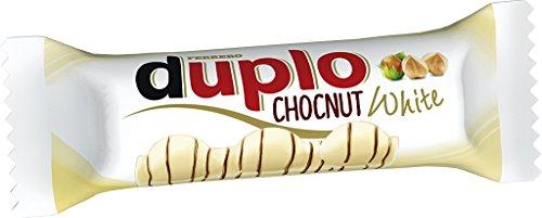 Duplo Chocnut White Limited Edition, 24er Pack (24 x 26g)