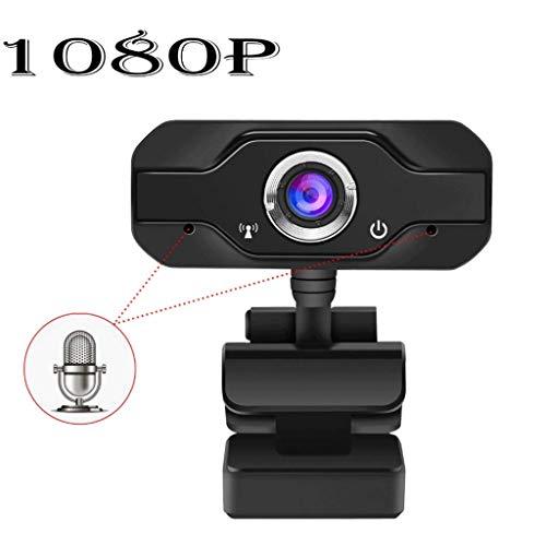 Liefde lamp HD Surveillance Camera 1080P HD Webcam USB Breedbeeld Computer Camera met Microfoon Voor PC, Desktop Of Laptop 360 Graden Rotatie Home Monitoring