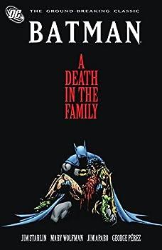 Batman  A Death in the Family  Batman  1940-2011