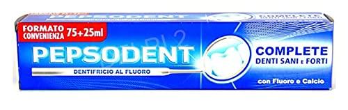 Set 12 PEPSODENT Dentifricio complete 100 ml prodotto per l'giene dentale