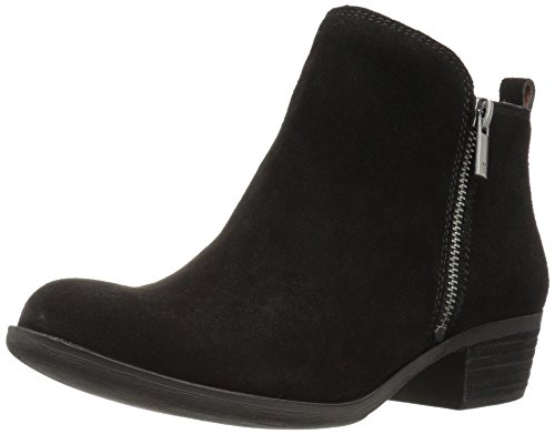 Lucky Brand Women's Basel, Black 03, 7 M US