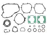 Outlaw Racing OR3716 Complete Full Engine Gasket Set Kawasaki KX100 1995-2013 Kit