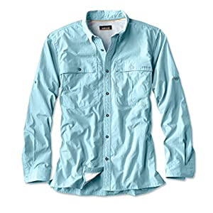 Men's Long-Sleeved Open Air Caster/Only Regular