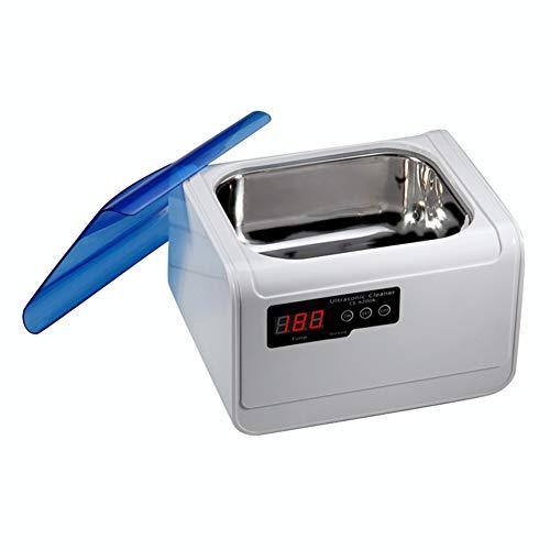 BESTNIFY Ultraschallreinigungsgerät Ultraschallreiniger Ultraschallgerät 1.4L-für Brille Uhren Schmuck Ohrringe Ringe Halsketten Rasierer Zahnprothesen Tattoo Werkzeuge