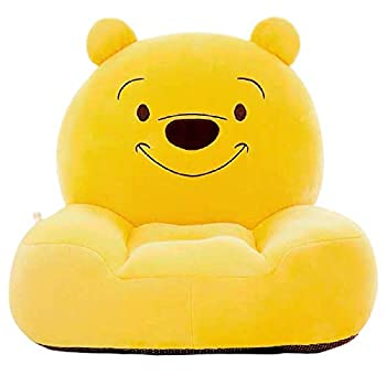 Marshmallow Furniture Open Foam Couch Bed Sleeper Sofa Kid s Furniture for Ages 18 Months and Up Soft Cartoon Children Sofa  12,19.6x19.6x17.7in