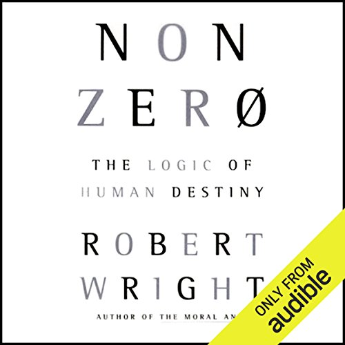 Nonzero audiobook cover art