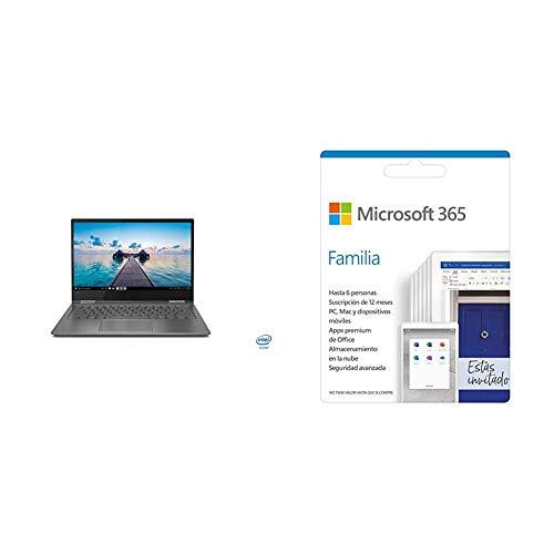 Lenovo Yoga 730 - Ordenador Portátil táctil Convertible 13.3' FullHD (Intel Core i5-8 + Microsoft 365 Family | por Correo