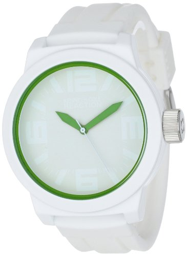 Reaction by Kenneth Cole RK1242 - Reloj para Hombres Color Blanco