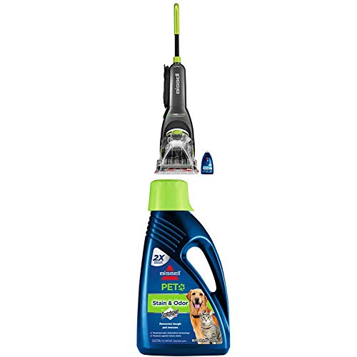 Find Bargain Bissell TurboClean + Pet Formula