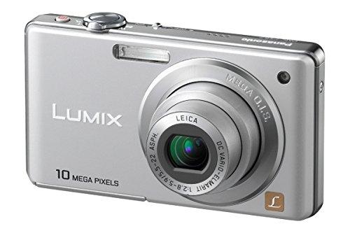 Panasonic Lumix DMC-FS62 Fotocamera compatta 10,1 MP 1/2.5' CCD 3648 x 2736 Pixel Argento