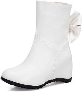 BalaMasa Womens ABS13916 Pu Boots