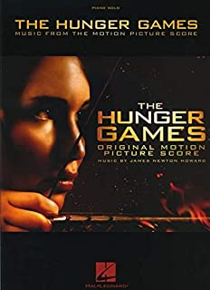 The Hunger Games: Music from the Motion Picture Score (PIANO