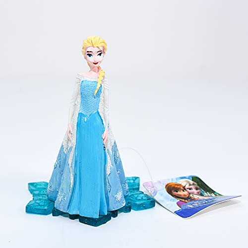 Penn-Plax Officially Licensed Disney's Frozen Elsa Ornament: Instantly Create an Underwater Frozen Scene, Perfect for Fans of Disney's Frozen! Perfect for Fish Tanks and Aquariums! (FZR6)