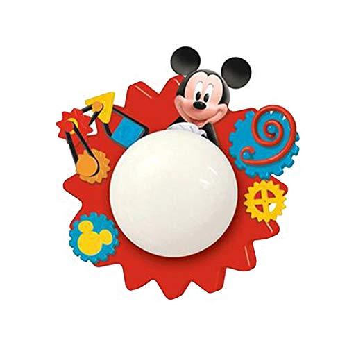 Lampe à Pression – Enfant – Mickey Mouse Club House – Mickey Disney