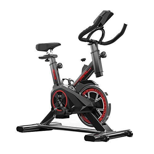 ZAIHW Ciclismo Indoor bicicleta estacionaria - Profesional bicicleta estacionaria bicicletas for el hogar Cardio entrenamiento de la gimnasia, Spin Ciclos de bicicletas Estudio del ejercicio del entre