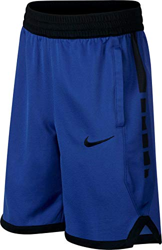 Nike Boy's Dri Fit Basketball Shorts Game Royal/Black Size Medium