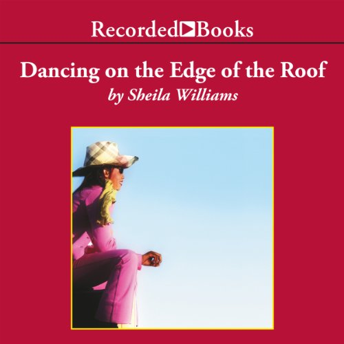 Dancing on the Edge of the Roof audiobook cover art