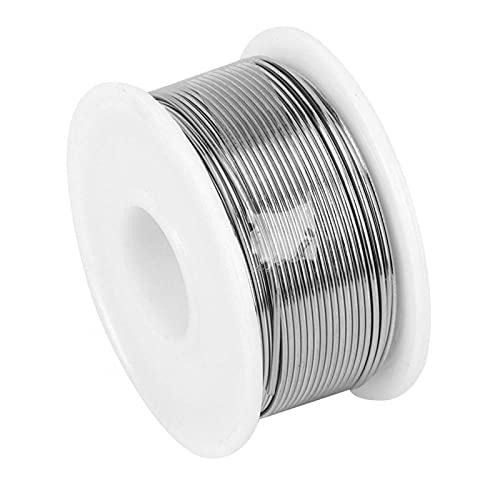 Fil d'étain à souder solide durable sans nettoyage de petite taille 1.0mm pour le soudage de pièces d'équipement électrique, de circuit imprimé et électronique