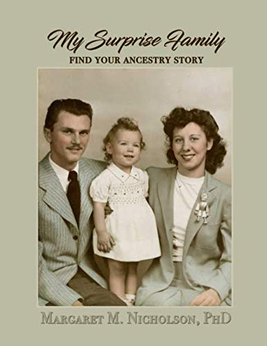 My Surprise Family: Find Your Ancestry Story